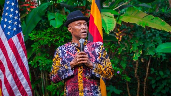 AFRICAN WRITERS' RECEPTION WITH NOVELIST, OKEY NDIBE (2)