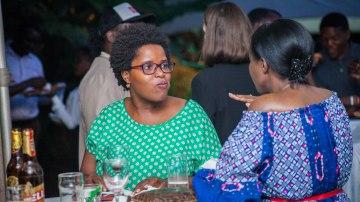 AFRICAN WRITERS' RECEPTION WITH NOVELIST, OKEY NDIBE (3)