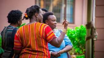 AFRICAN WRITERS' RECEPTION WITH NOVELIST, OKEY NDIBE (4)