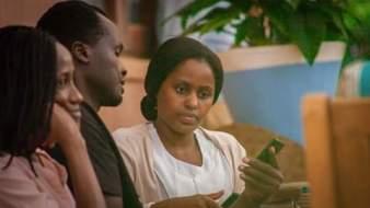 AFRICAN WRITERS' RECEPTION WITH NOVELIST, OKEY NDIBE (5)