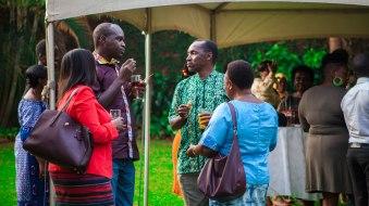 AFRICAN WRITERS' RECEPTION WITH NOVELIST, OKEY NDIBE (8)